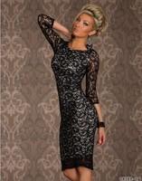 Женское платье 2013 summer dress package buttocks cashew bud silk dress