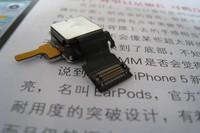 5pcs новые задние задней камерой с вспышкой для iphone 4 4 g замена