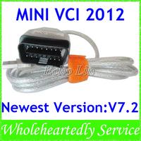 Диагностические кабели и разъемы для авто и мото Car diagnostic factory v7.20.037 /VCI Toyota Tis Techstream VCI J2534 OBD2