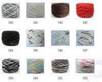 Продаем #353 мужской платок крючком пряжа, пряжа хлопок платок, ручной вязальной пряжи, зимние крючком шали, свитера, смеси цвет ОК