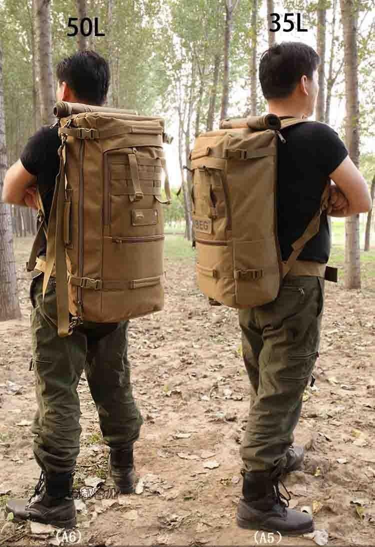 Waterproof Military Backpack - Crazy Backpacks