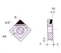 PCD Inserts