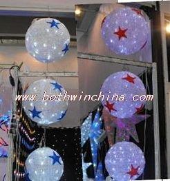 LED novelty 3D motif lights/christmas light