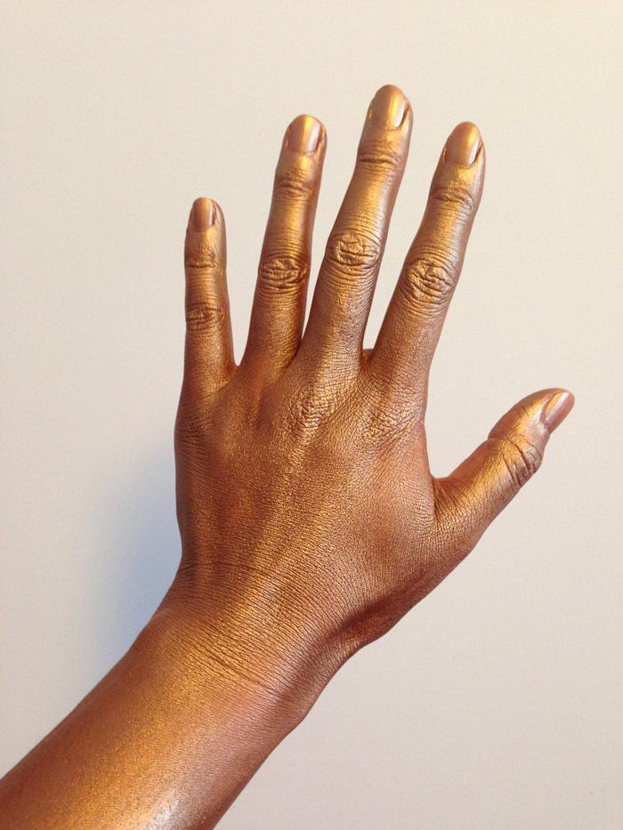 Gold Paint Pen Cosmetic Pen-in Body Paint