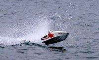 Лодка на радиоуправлении Rc Boat. 33CC gas boat