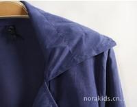 Осеннее Женское пальто Жанет двубортный жакет