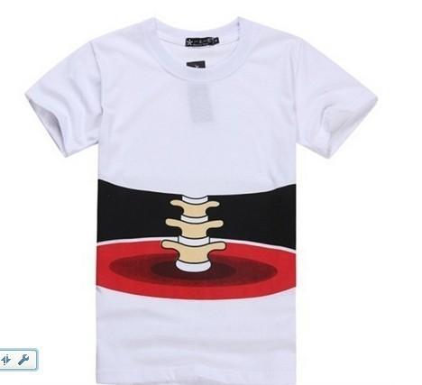 Как сделать 3d рисунок на футболке