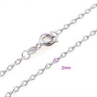 fashion jewrlry women/men 18k gold filled splendid chain necklace jewelry jewellry chain necklace gift jewelry