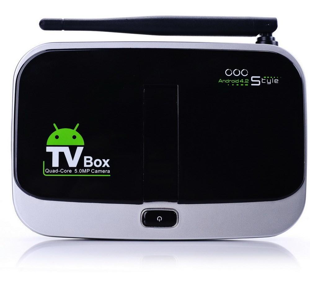 CS918S mini TV Box camera