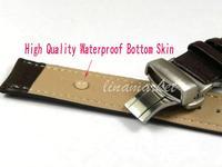 Ремешок для часов 21 PS S52Mb S52Mb  (21mm,Brown)