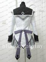 Мужской маскарадный костюм Puella Magi Madoka Magica Akemi Homura Cosplay Costume Custom Any Size