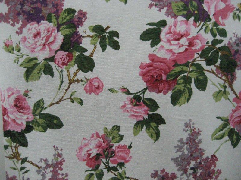 Baskılı polyester/Pamuklu kumaştan