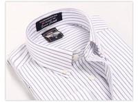Мужская классическая рубашка U-Shark Slim Fit /office CNJF-084