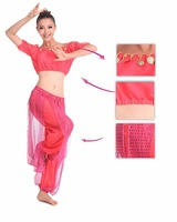 Beautiful, fashionable, sexy Belly dance practical costumes, On sale dance wear