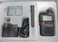 Рация one year warranty UV-3R 2 way radio with 99CH+FM radio function