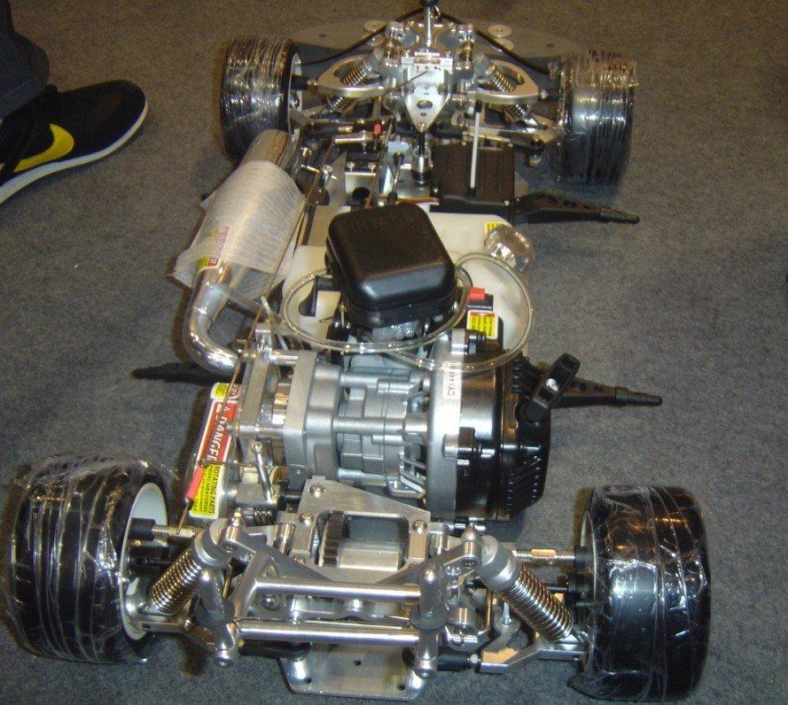 onderdelen rc nitro auto groningen