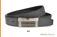 Мужской ремень HOT-SALE 2011 fashion genuine leather men's belts cowhide belts