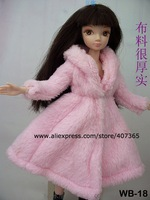 Free Shipping Coat Evening Wedding Dress Party Black Clothes Outfit Gown Skirt  for Barbie Doll