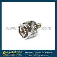 Разъем SMA-N adapter SMA Jack to N Plug straight