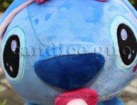 Детская плюшевая игрушка Candice guo! Super cute hot sale plush toy doll nipple Stitch interstellar baby 20cm 1pc