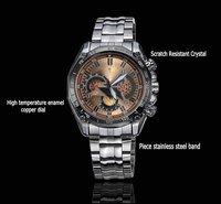 Наручные часы Genuine JAPAN movement! 2013 brand new WEIDE men's high quality quartz watch, WH1011, 24-hour dispatch, 12-month guarantee