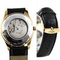Наручные часы Full Gold Case Wrist Watch Automatic Mechanical Dateship