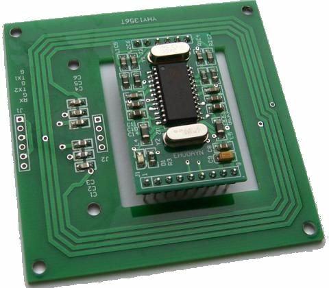 30% OFF SALE 13.56Mhz 14443 A rfid module  UART  3-5V YHY502CGRfid antenna YHY1356T + SDK