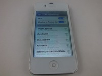 Мобильный телефон Cheapest high quality GSM smart phone for Iphone4 with MTK6515 processors