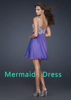 Коктейльное платье Mermaid Dress MD086