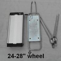 Батарея для электровелосипеда LiMn2O4 15AH 36 e