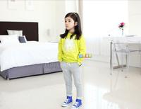Комплект одежды для девочек Autumn baby girls clothing set children's sports leisure suit children's clothes set girl's clothes