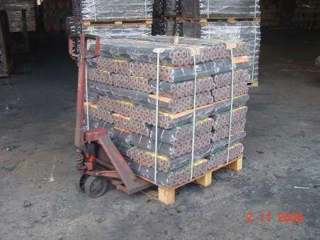 biomass briquette fuel