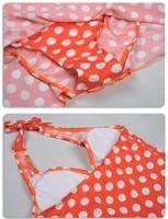 Закрытый купальник для девочек DHL SW019