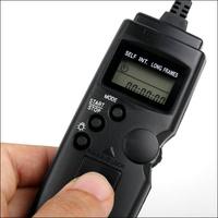 LCD Timer Remote Shutter Release C3 for Canon 5D/ 7D/ 50D/ 40D/ 30D/ 20D/ 10D/ D60 Free Shipping