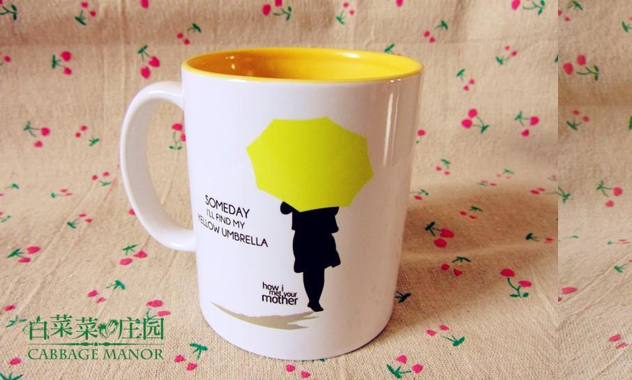 Yellow Umbrella How I Met Your Mother Poster How i met your mother the