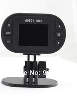 """Автомобильный видеорегистратор 2013 Newest seamless mini HD CAR DVR 1920*1080P 12PCS IR LED lights 1.5"""" TFT LCD C600 Car Camera Video Recorder"""