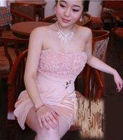 Платье на студенческий бал DOUHUA banquet M