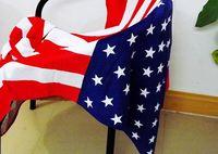 Flag design towel, beach towel, large bath towel sports towel,beach throw, Sports throw