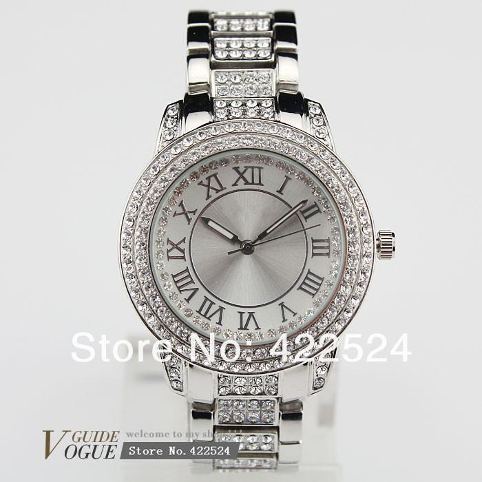 Часы модные женские с кристаллами фото