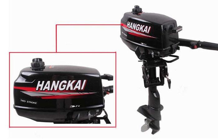 мотор для лодки hangkai 3.5 купить