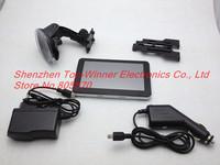 GPS-навигатор 5Inch HD Touchscreen Car GPS Navigation Systems MTK with Ram 128 AV MP4 ebook FM games