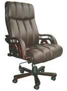 Офисный стул New Swivel Luxury middle back Recliling manage Office Chair