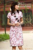 Китайский традиционный халат Cheong/sam *