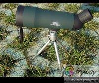 6 pcs/lot Free Shipping(U.S.),High quanlity 20x50 HUNTING SPOTTING SCOPE, Single-tube Telescope,Wholesale!