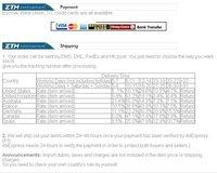 EAS системы ZTH 110903