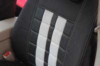 Чехлы для автокресел 2013 bora sagitar jetta lavida polo golf high quality Car imitation leather seating