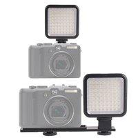 Вспышка для фотокамеры YONGNUO SYD-0808 64 LED Vedio Photo Light for DSLR Camera Film 5500K 480LM Adjustable Brightness, +Drop Shipping