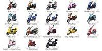 Рычаги, Тросики и Кабели для мотоцикла THROTTLE CABLE Scooter Parts @80097