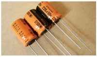 Конденсатор 10PCS SPRAGUE 515D 50V 220UF electrolytic capacitor