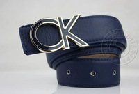 Женские ремни и Камербанды 2013 Sell like hot cakes unisex letter Smooth buckle PU belt 4 color